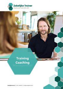 Brochure Training Coaching
