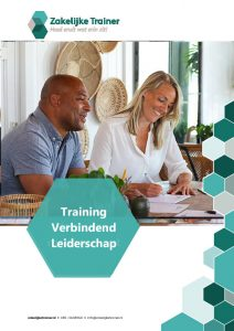 Brochure Training Verbindend Leiderschap