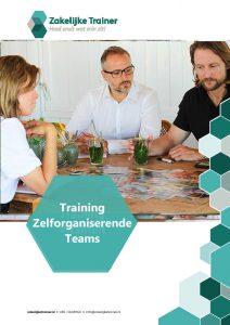Brochure Training Zelforganiserende Teams